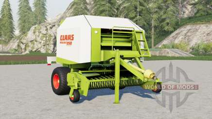 Claas Rollant 250 RotoCut〡leichter Verschleiß für Farming Simulator 2017