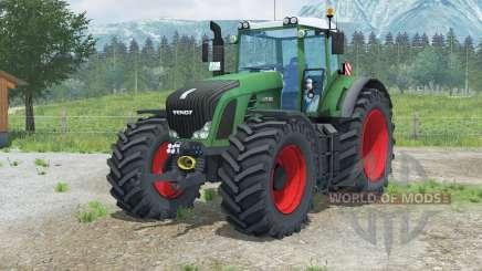 Fendt 933 Variø pour Farming Simulator 2013