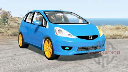 Honda Fit Sport (GE) 2009 pour BeamNG Drive