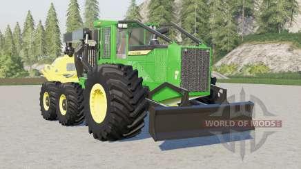John Deere 968L-II für Farming Simulator 2017