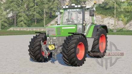 Fendt Favorit 500 C Turboshift〡SimpleIC für Farming Simulator 2017