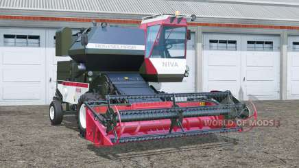 SK 5ME1 Niva 〡Pressen im Kit für Farming Simulator 2015