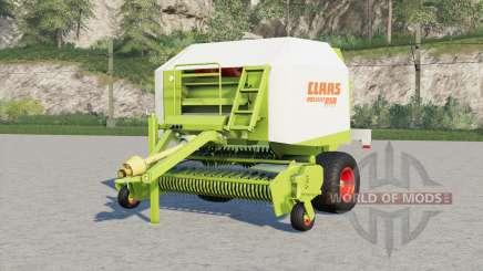 Claas Rollant 250 RotoCut〡round baler pour Farming Simulator 2017