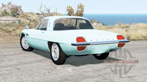 Mazda Cosmo Sport (L10B) 1968 pour BeamNG Drive