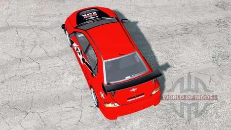 Mitsubishi Lancer Evolution IX GSR Tokyo Drift pour BeamNG Drive
