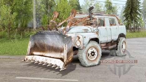 Sil Mongo für Spin Tires