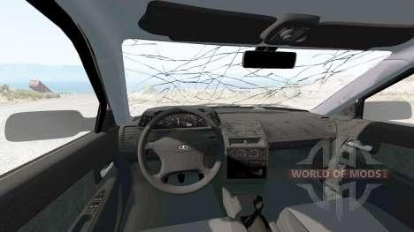 Vaz 2110 (Lada 110) 〡mage de configurations pour BeamNG Drive
