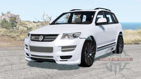 Volkswagen Touareg R50 (Typ 7L) 2007 v1.1 pour BeamNG Drive