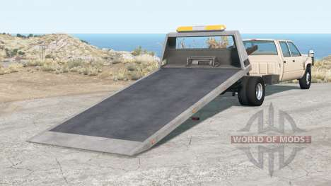 Gavril D-Series Crew Cab Rollback Upfit v1.6 pour BeamNG Drive