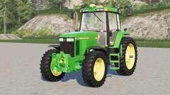 John Deere 7000 series pour Farming Simulator 2017