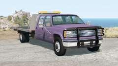 Gavril D-Series Crew Cab Rollback Upfit v1.05 pour BeamNG Drive