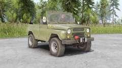 Cargaison du SAMU 469 〡 pour Spin Tires