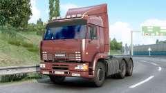 Kamaz 6460〡s Sounds für Euro Truck Simulator 2