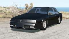 Soliad Wendover BlackOver pour BeamNG Drive