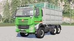 Tatra Phoenix T158 6x6.1 Agrotruck 2015 pour Farming Simulator 2017