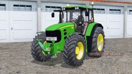 John Deere 7530 Premium〡interaktive Steuerung für Farming Simulator 2015