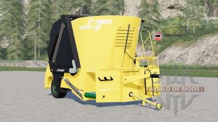 Trioliet Triomix S1 1200〡multicolor für Farming Simulator 2017