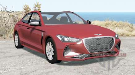 Genesis G70 3.3T 2017 pour BeamNG Drive