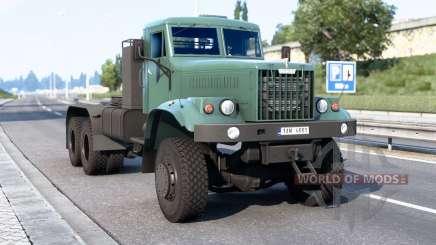 KRAz 258 et 260B pour Euro Truck Simulator 2