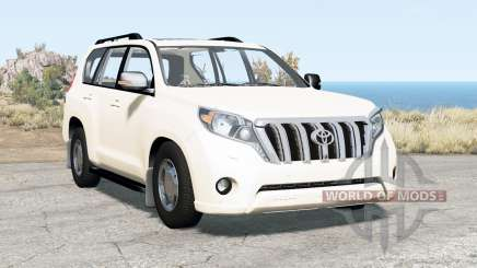 Toyota Land Cruiser Prado (150) 2013 pour BeamNG Drive
