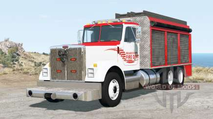 Gavril T-Series Fire Truck v1.2 pour BeamNG Drive