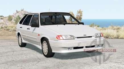 Lada Samara (2114) 2013 pour BeamNG Drive