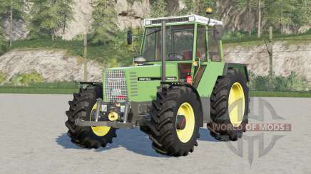 Fendt Favorit 610 LS, LSA, SL Turbomatik für Farming Simulator 2017
