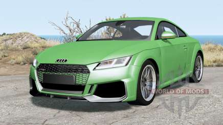 Audi TT RS coupe (8S) 2019 pour BeamNG Drive
