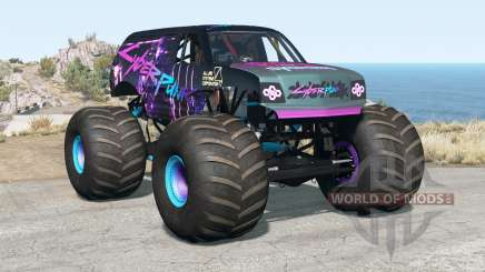 CRD Monster Truck v2.1 pour BeamNG Drive