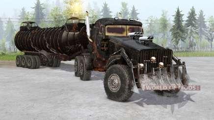 The War Rig für Spin Tires