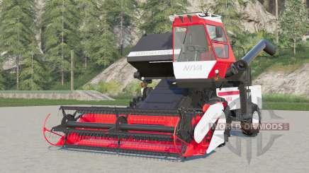 SK-5ME-1 Niva Effekt〡schange Stroh Animation für Farming Simulator 2017