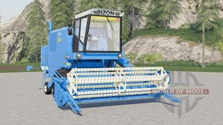 Bizon Super Z056〡mehr Konfigurationen für Farming Simulator 2017