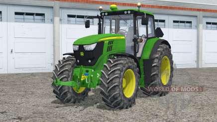 John Deere 6150M〡Vollbeleuchtung für Farming Simulator 2015