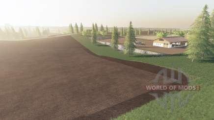 Hunter Farm v1.2 für Farming Simulator 2017