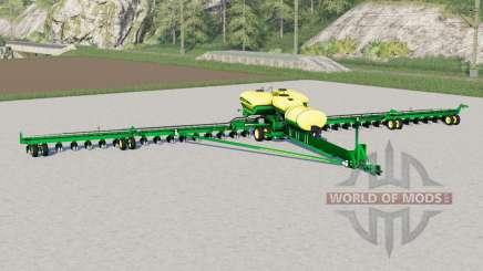 John Deere DB90〡tire options pour Farming Simulator 2017