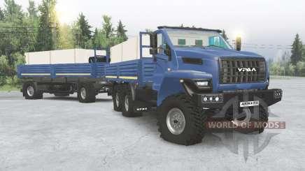 Ural Weiter (4320-6951-70) für Spin Tires
