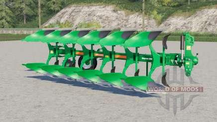 Amazone Cayron 200 reversible plough für Farming Simulator 2017
