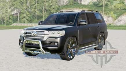 Toyota Land Cruiser (200) 2016〡Design-Wahl für Farming Simulator 2017