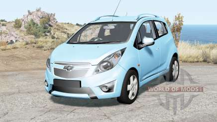 Chevrolet Spark (M300) 2011 pour BeamNG Drive