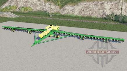 John Deere DB120〡tire options pour Farming Simulator 2017