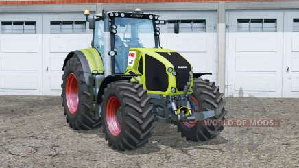 Claas Axioꞃ 950 pour Farming Simulator 2015