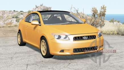Scion tC (AT10) 2005 pour BeamNG Drive