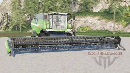 Fendt 9490 X〡zusätzliche S〡-Rohrleuchte für Farming Simulator 2017