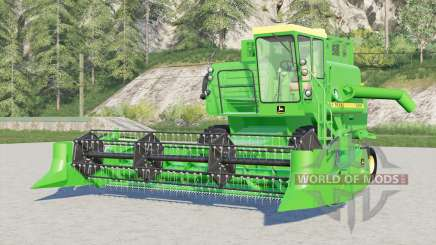 John Deere 6600 pour Farming Simulator 2017