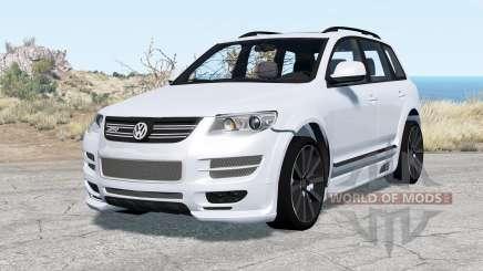 Volkswagen Touareg R50 (Typ 7L) 2007 v1.1 für BeamNG Drive