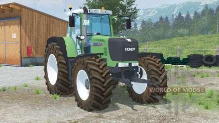 Fendt 926 Vario TMS〡animés pour Farming Simulator 2013