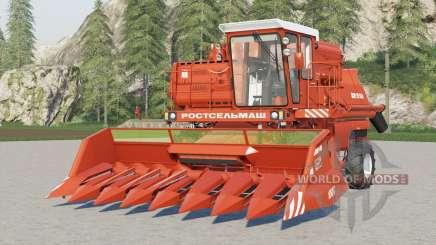 Don-1500A avec JV-6 et PSG-10 pour Farming Simulator 2017