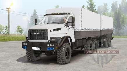 Ural Nächste 6x6.1 (4320-6952-72E5G38) für Spin Tires