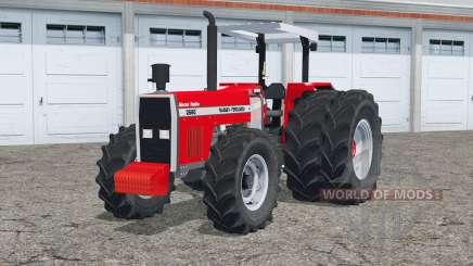 Massey Ferguson 2680〡Doppel Hinterräder für Farming Simulator 2015