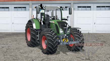 Pneus Fendt 724 Vario〡Michelin pour Farming Simulator 2015